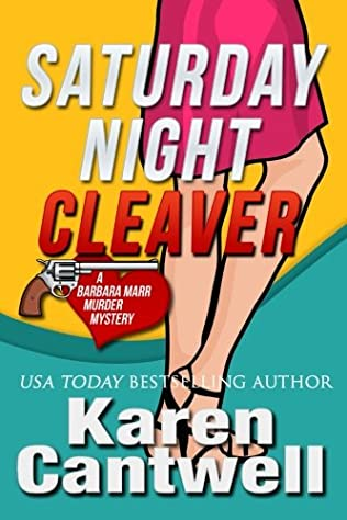 book cover of Saturday Night Cleaver