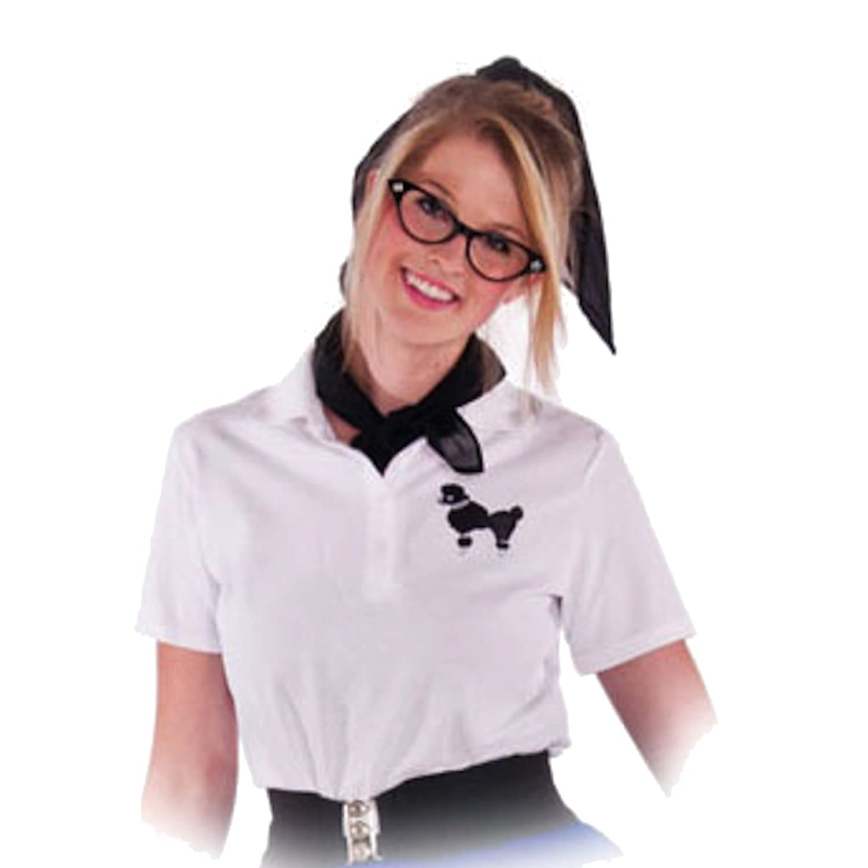 50s Poodle Skirt Shirt
