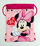 Disney Minnie Mouse Drawstring Backpack - Pink