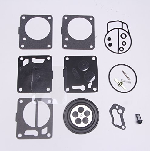 New Carburetor Carb Repair Rebuild Kits For Mikuni Seadoo XP SP SPI SPX GTX GTS GTI GS GSI