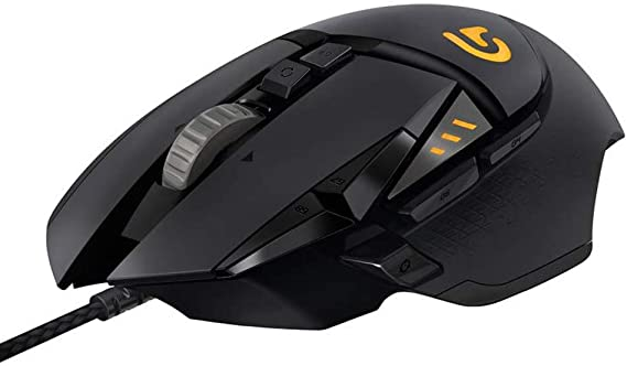 BBGBBG Wired and Wireless Dual Mode Gaming Mouse programmable Backlight Mouse