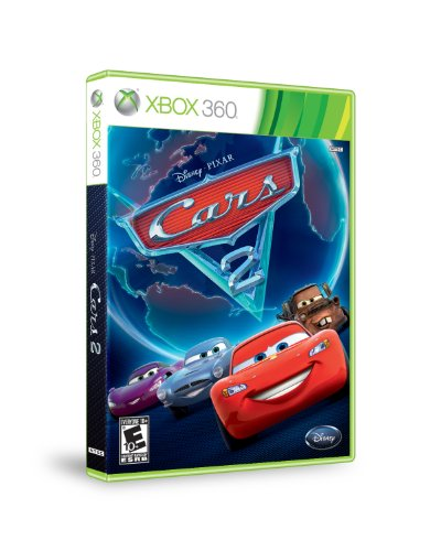 cars 2 the video game xbox 360 countdown. Black Bedroom Furniture Sets. Home Design Ideas