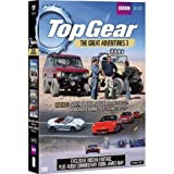 Top Gear - The Great Adventures 3 [DVD] [NON USA FORMAT REGION 2 UK IMPORT]