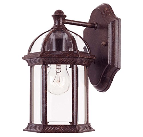 Savoy House 5-0629-72 One Light Wall Mount Lantern Review