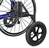 CyclingDeal Adjustable Adult Bicycle Bike Training Wheels Fits 20' to 29'