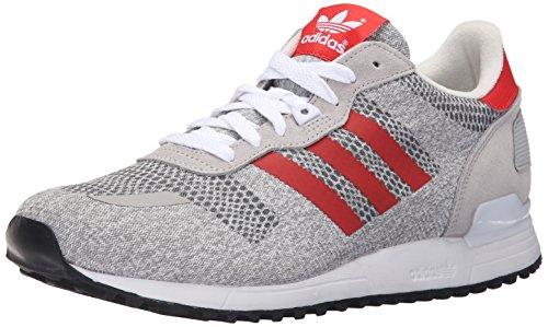Zapato Adidas Originals Zx 700 Im White/Red/Black
