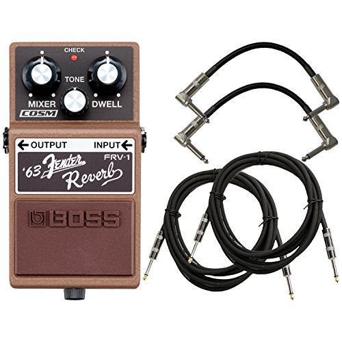 Boss FRV 1 Fender Reverb Cables
