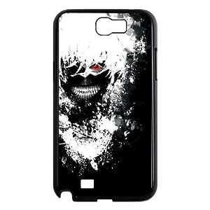 samsung n2 7100 phone case Black Tokyo Ghoul CHR4565062