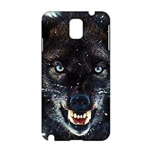 Cool-benz Winter strong wolf 3D Phone Case for Samsung Galaxy Note3