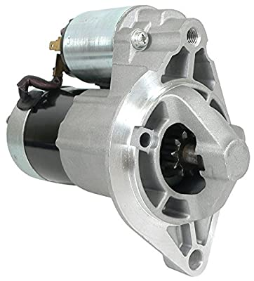 DB Electrical SMT0361 Starter For 4.0 4.0L Jeep Grand Cherokee 03 04 All / TK Series & Wrangler 03 04 05 06 with Manual Transmission / 56041012AE