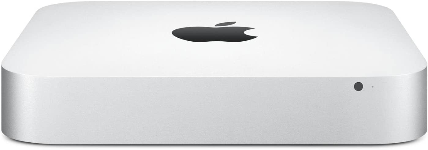 Apple Mac Mini Desktop Intel Core i5 2.5GHz (MC816LL/A), 16GB Memory, 480GB Solid State Drive, ThunderBolt (Renewed)