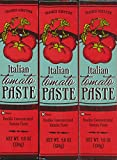 Trader Joe's Italian Tomato Paste (Pack of 3 – 4.6 oz ) Review