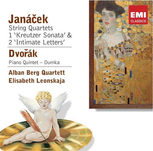 Quintets Conductor (Janácek: String Quartets Nos. 1 & 2 / Dvorák: Piano Quintet)
