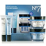 NO 7 LIFT LUMINATE SKINCARE SYSTEM