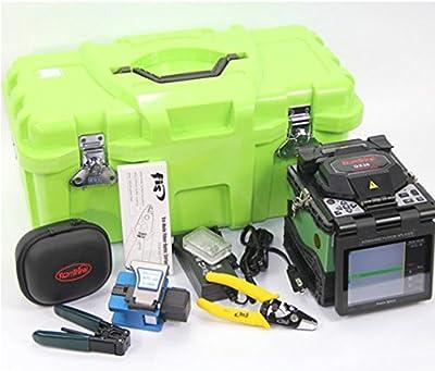 KOMSHINE GX36 Fiber Optic Splicing machine/ Fusion Splicer Kit w/ Fiber Cleaver