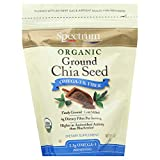 Spectrum Essentials Organic Ground Chia Seeds, 10 Ounce