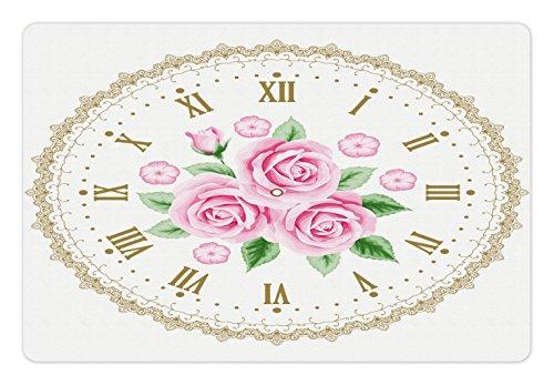 Pale Antique Rose - 6