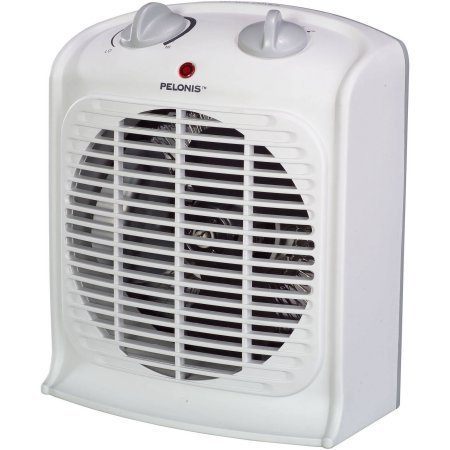 Pelonis Fan-Forced Heater for Small Room (Space Heater Office)
