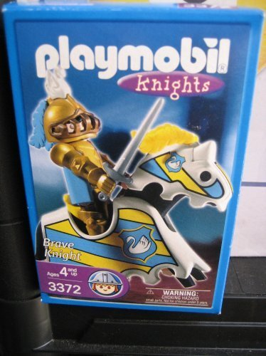 Amazon.com: Playmobil Brave Knight: Toys & Games