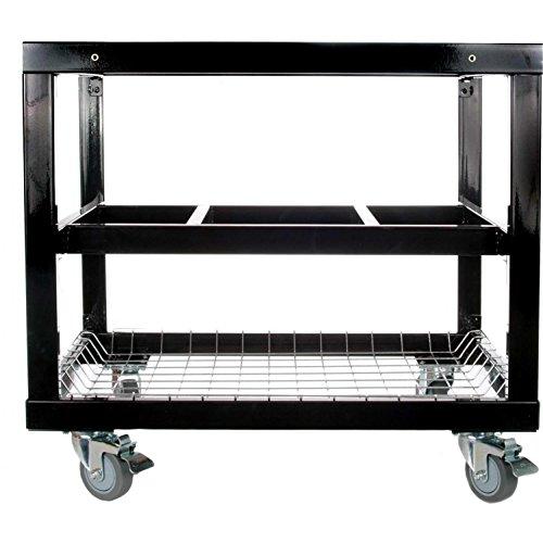 (Primo 368 Grill Cart, Black)