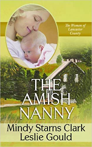 The Amish Nanny (Thorndike Christian Fiction)