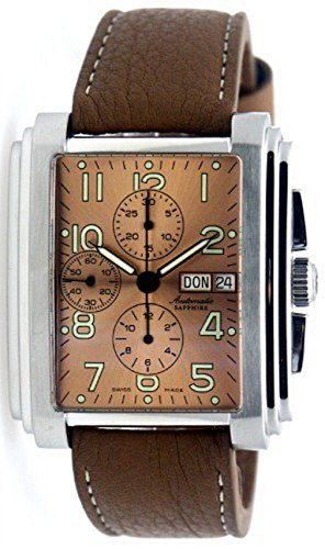 Zeno-Watch Mens Watch - Stairs Chronograph Day-Date - 3246TVDD-a6