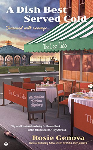A Dish Best Served Cold (An Italian Kitchen Mystery Book 3)