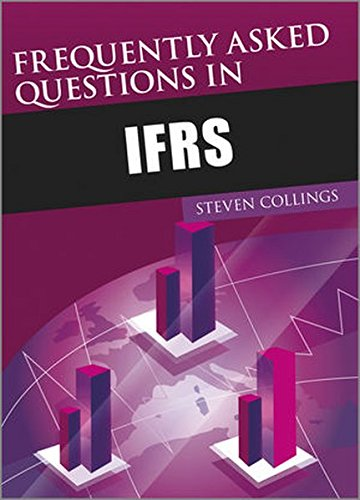 Frequently Asked Questions in IFRS by Brand: Wiley