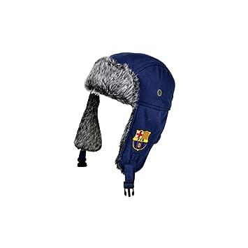 Gorro de caza de equipo de fútbol Barcelona FC: Amazon.es: Deportes y aire libre