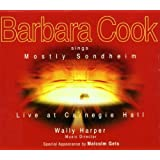 Barbara Cook Sings Mostly Sondheim (Live at Carnegie Hall 2001)