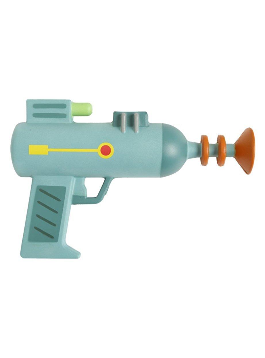Pistola Laser Rick y Morty
