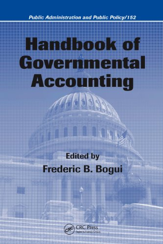 Handbook of Governmental Accounting (Public Administration and Public Policy) Pdf