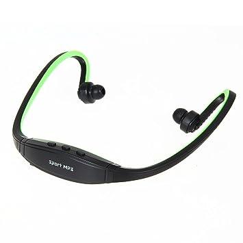 Starnearby Auriculares Deportivos con Bluetooth (Reproductor de ...