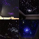 Fibre Optic Lighting Star Ceiling Kit, LED RGBW 16W