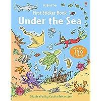Under The Sea (First Sticker Book)