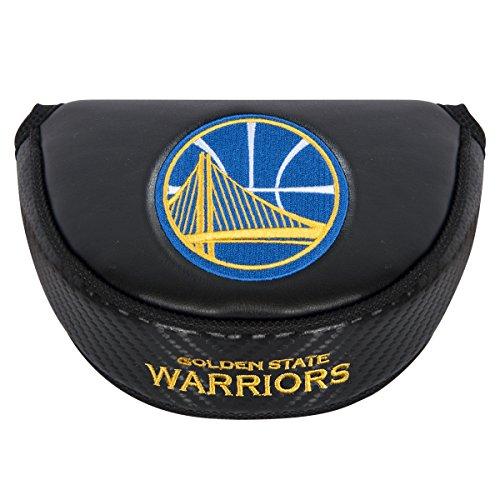 State Mallet Putter Cover - Team Effort NBA Golden State Warriors Black Mallet Putter Coverblack Mallet Putter Cover, NA