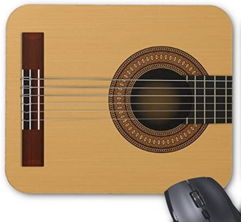 Poema imagínense Rectángulo guitarra acústica goma antideslizante ...