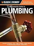 Best Black+Decker Black & Decker Water Heaters - Black & Decker The Complete Guide to Plumbing Review