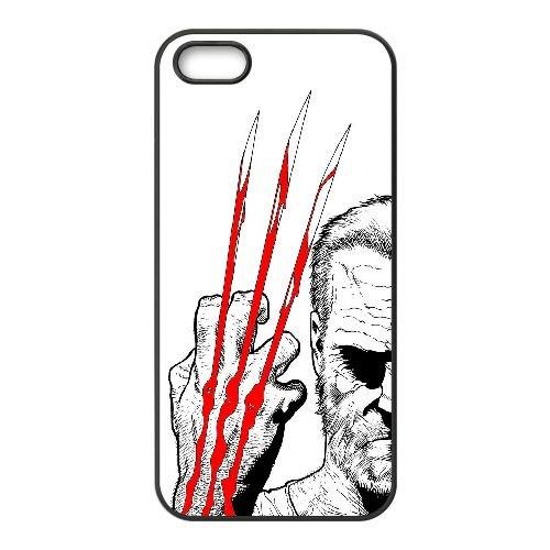 N4L42 sanglant Blades N3P5TQ coque iPhone 4 4s cellulaire cas de téléphone couvercle coque noire WZ0GLB7XW
