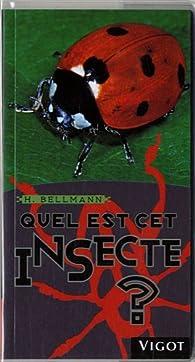 Quel est cet insecte ? par Heiko Bellmann