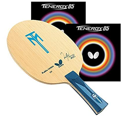 4d563a87ec0 Buy Butterfly Timo Boll ALC Pro-Line Table Tennis Racket (Fl) Online at Low  Prices in India - Amazon.in