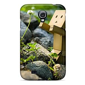 Protection Cases For Galaxy S4 / Cases Covers For Galaxy(danbo In Nature) Black Friday