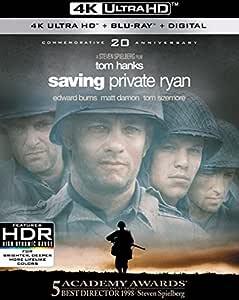 Saving Private Ryan (4K UHD + Blu-ray + Digital)