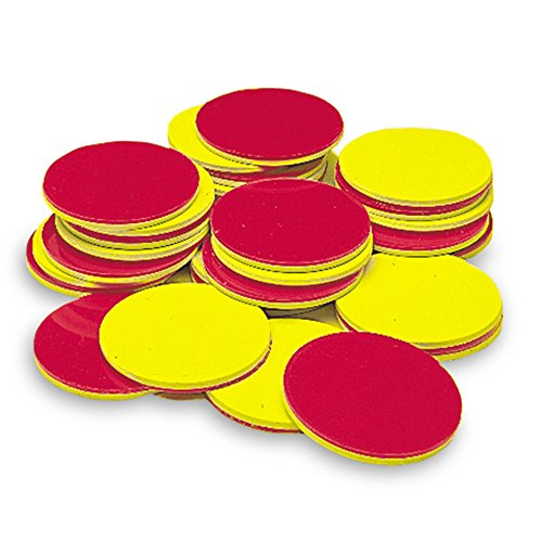 Learning Resources LER7566 Two-Color Counters, Set of 200
