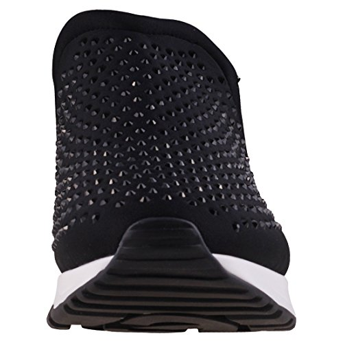 Mode Femme Baskets Metallic Ash black Lifting Metallic zg6Rwxq8x