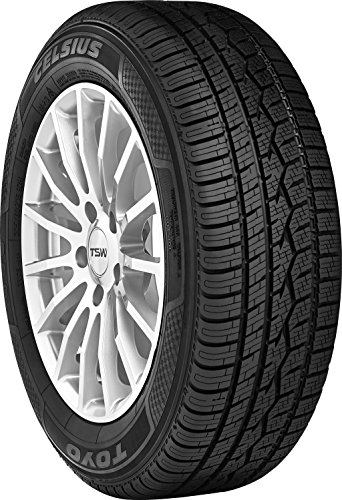 Toyo Celsius Touring Radial Tire - 215/60R16 95H by Toyo Tires (Image #2)