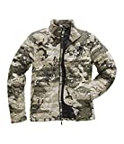 The North Face Men's Thermoball Jacket Peyote Beige Woodchip Camp Print X-Large