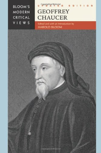 Geoffrey Chaucer (Bloom's Modern Critical Views (Hardcover)) pdf epub