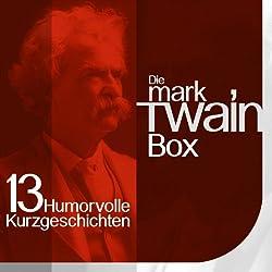 Die Mark Twain Box: 13 humorvolle Kurzgeschichten