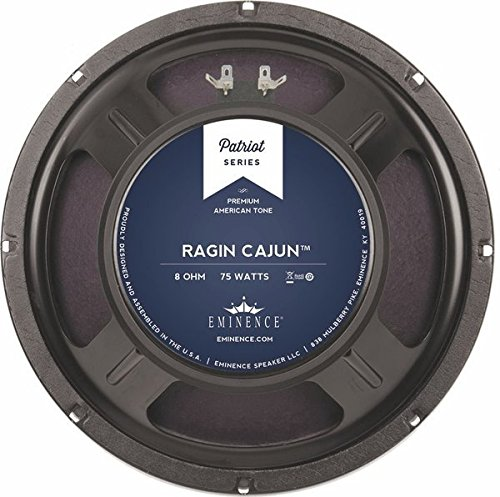 Eminence Patriot Ragin Cajun 10
